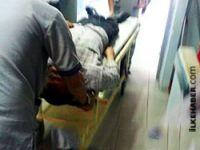 Polisten 3'üncü defa gaz bombası; BDP'li Önder hastaneye kaldırıldı!