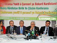 '2. Konferans'ta gündem: Kuzey Kürdistan'da statü