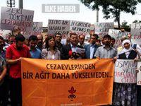 Diyarbakır'da 133 STK hasta tutsakların serbest bırakılmasını istedi