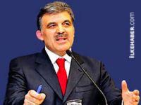 Abdullah Gül: Cumhurbaşkanı adayı olmayacağım