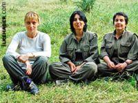 Kandil'in kadınları...