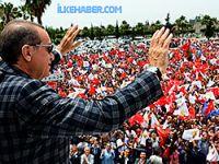 Erdoğan: Çapulcuların yaptığını yapmayın