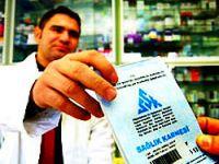 Hastalar 3 lira reçete parası ödeyecek