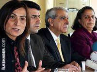 Taziye için Rojava'ya giden BDP ve DTK heyeti döndü