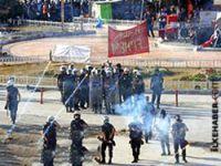 Polis Taksim Meydanı'na müdahale ediyor