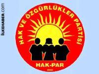 HAK-PAR: Diyarbakır'da yapılacak konferansa katılmıyoruz