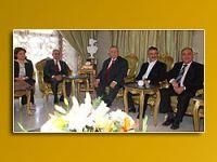 Ahmet Türk ve arkadaşları Barzani ile görüştü