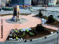Taksim Meydanı'nda son durum