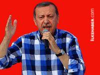 Erdoğan: Mısır'da yaşananların arkasında İsrail var