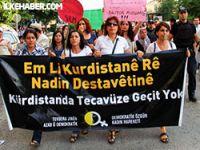 'Tecavüzcüleri tutuklayın yoksa her yeri eylem alanına çeviririz'