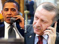 Erdoğan ile Obama telefonda 1 saat ne konuştular?