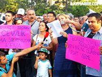 Bingöl derneklerinden E.A.'ya tecavüz ve hukuksuzluğa tepki