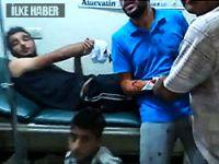 Amude'de göstericilere saldırı: 5 ölü 20 yaralı