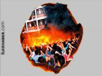 Ateş utandı yakanlar utanmadı...