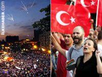 Guardian: Türkiye ve Mısır ayaklanmaları benzer mi?