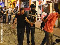 Polis'ten TKP baskını: 23 gözaltı