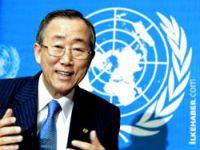 Ban Ki-moon: Kürdistan'a yardımlar sürecek