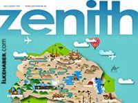 Zenith dergisi Kürdistan kapağıyla çıktı