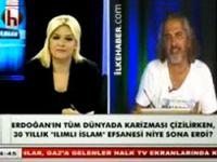 Halk TV'de gülümseten cehalet