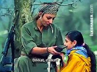 Güney Kürdistanlı çocuklar 'Bağımsızlık' ilan etti!