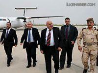 Peşmerge'den Bağdat'ta askeri toplantılar