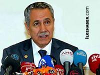 Arınç: Nusaybin'deki duvar değil, tel örgü