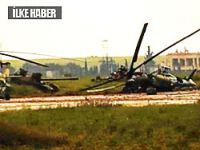 Minniğ havaalanı El-Kaide'nin eline geçti
