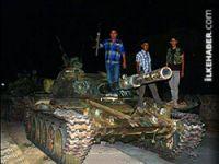 YPG 2 tanka el koydu