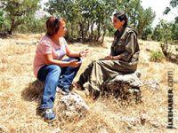KCK'nin ilk kadın lideri Bese Hozat'la söyleşi