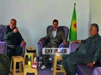 Kandil'de Rojava zirvesi