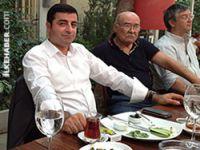 Demirtaş: Öcalan bu işi hayattayken çözmek istiyor
