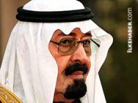 Suudi Kralı'ndan katliama açık destek