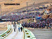 Rojava'ya giden heyet'te kimler var?