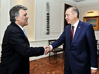 Gül - Erdoğan görüşmesi iptal edildi
