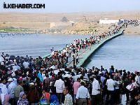 26 bin 800 kişi Batı Kürdistan'a geri döndü