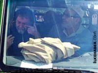 Ahmet Hakan babasına gözyaşlarıyla veda etti!