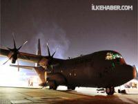 3 Amerikan kargo uçağı İncirlik'e indi