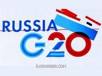 Suriye G20 liderlerini böldü