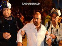 ODTÜ'de çok sayıda kişi gözaltına alındı