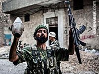 CIA Suriye'li muhaliflere silah gönderdi