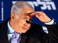 Netanyahu'dan 'salonu terk edin' talimatı