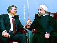 Gül, Ruhani ile görüştü