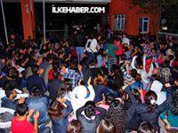 Dicle Üniversitesi'nde Öğrenciler tacize karşı yürüdü