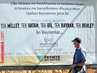 Türk'ün Kürtçeyle imtihanı...