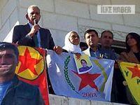 BDP ve DTK heyeti Şervan'ın taziyesi için Rojava'da