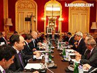 'Suriye'nin Dostları'ndan Cenevre-2'ye destek