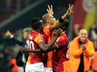 Galatasaray Kopenhag'a patladı: 3-1