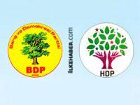 BDP ve HDP milletvekilleri toplandı