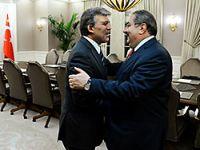 Irak Dışişleri Bakanı Zebari Çankaya Köşkü'nde