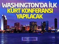 Washington'da Kürt Konferansı yapılacak